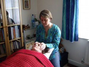 You will learn how to give a treatment during the Reiki class