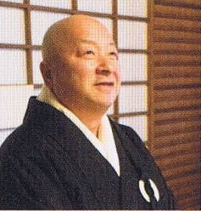 Soushou Yamada at the Gendai Reiki Network International Conference 2012, in Kyoto