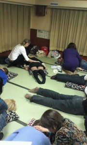Reiki share Japanese style